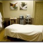 Aesthetician Room